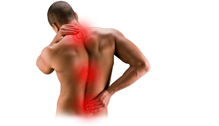 back neck pain whiplash auto injury doctor st pete chiropractor